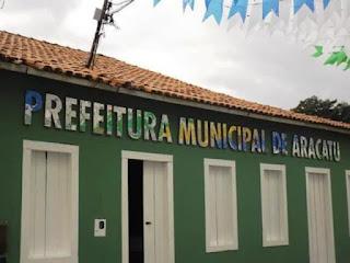 Concurso público da Prefeitura de Aracatu