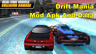 Drift Mania: Street Outlaws Pro Apk (MOD, Unlimited Money)