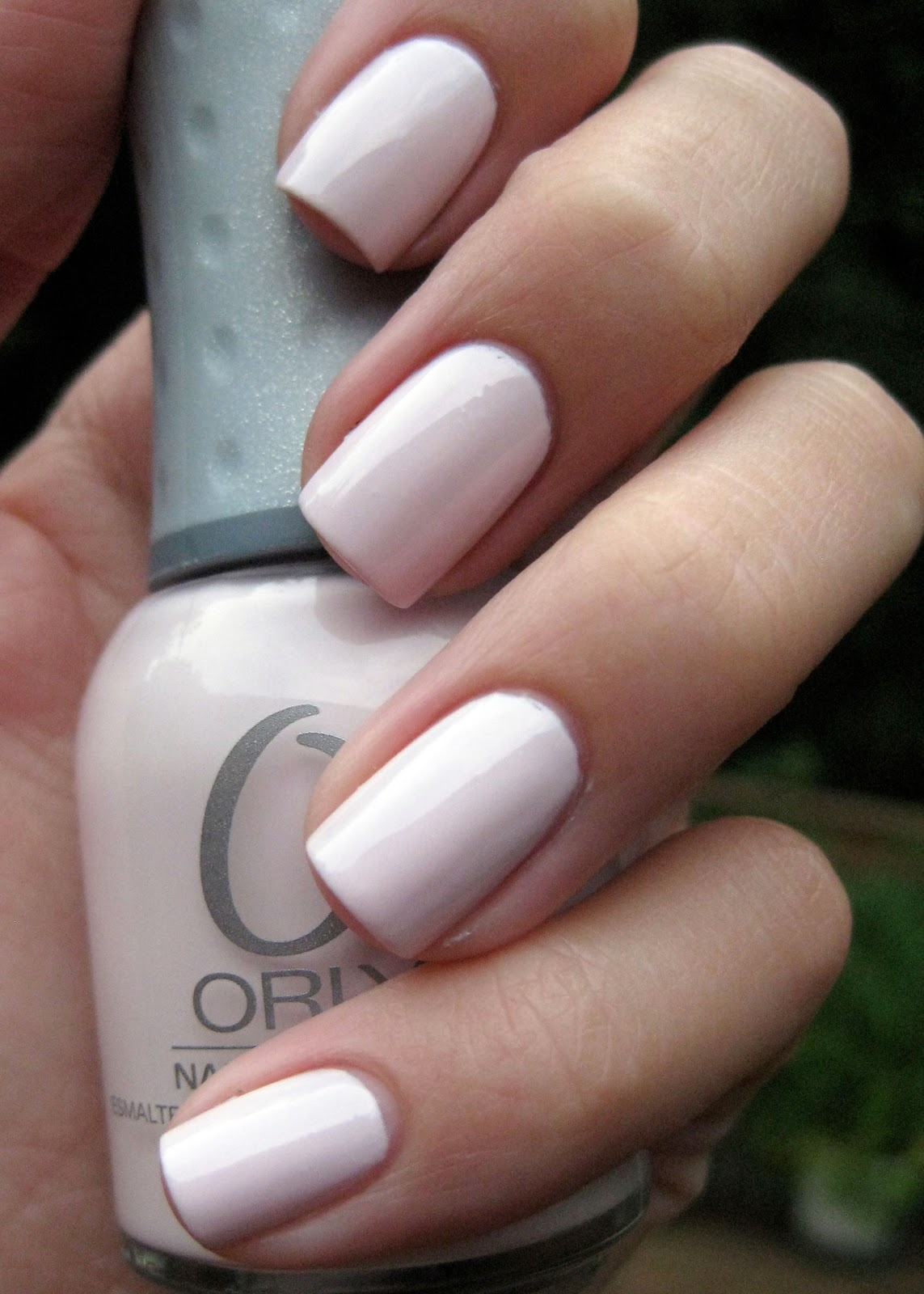 The Nail Network: Orly Kiss the Bride