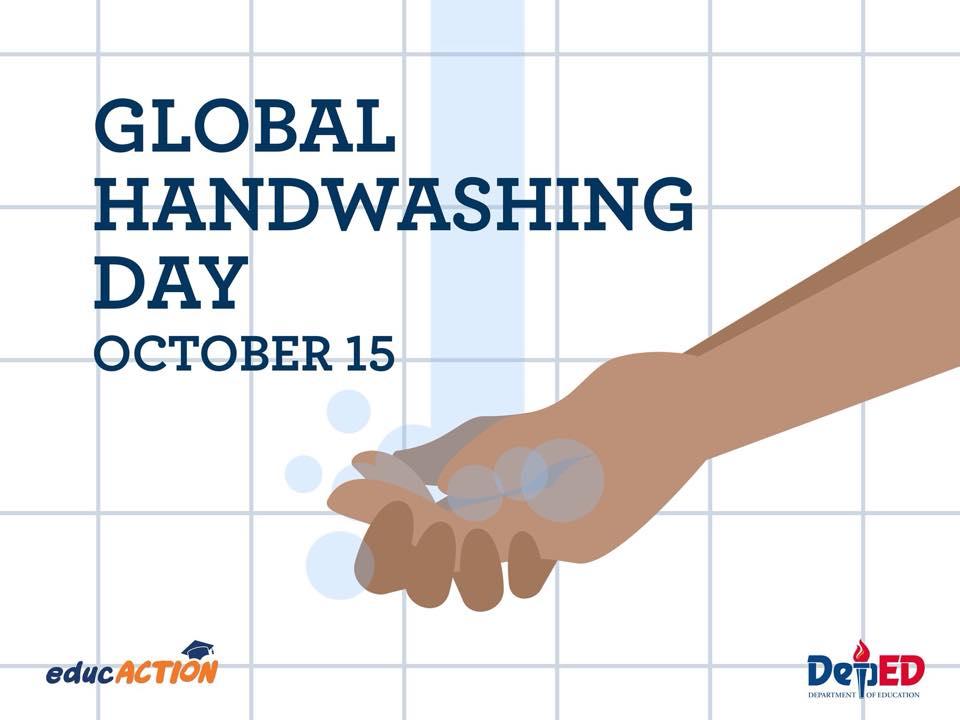 Global Handwashing Day Wishes for Whatsapp