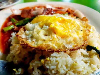 Dinner Simple Nasi Goreng Kampung Pedas Giler