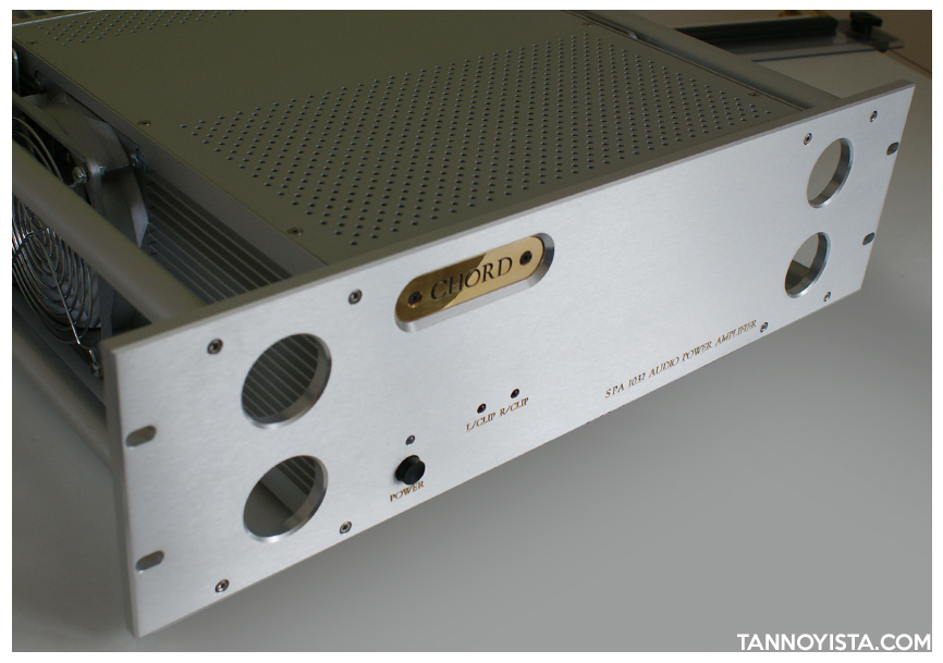 Chord amplifiers - SPA 1032