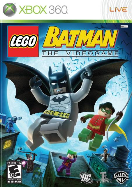 LEGO Batman The Videogame [Jtag/RGH] - Download Game Xbox