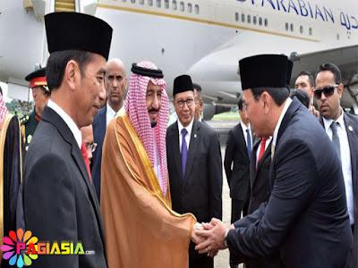 Setya Novanto Membanggakan Ahok yang Pernah Bersalaman Langsung dengan Raja Salman