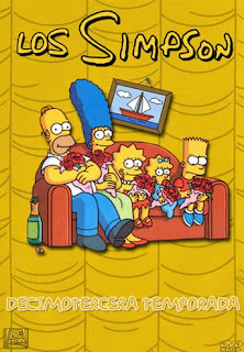 Los Simpsons Temporada 13