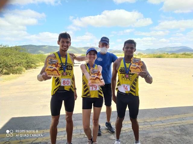 Atletas de Santa Cruz do Capibaribe participarão do Campeonato Pernambucano de Atletismo