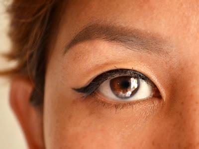 Quickest Eyeliner