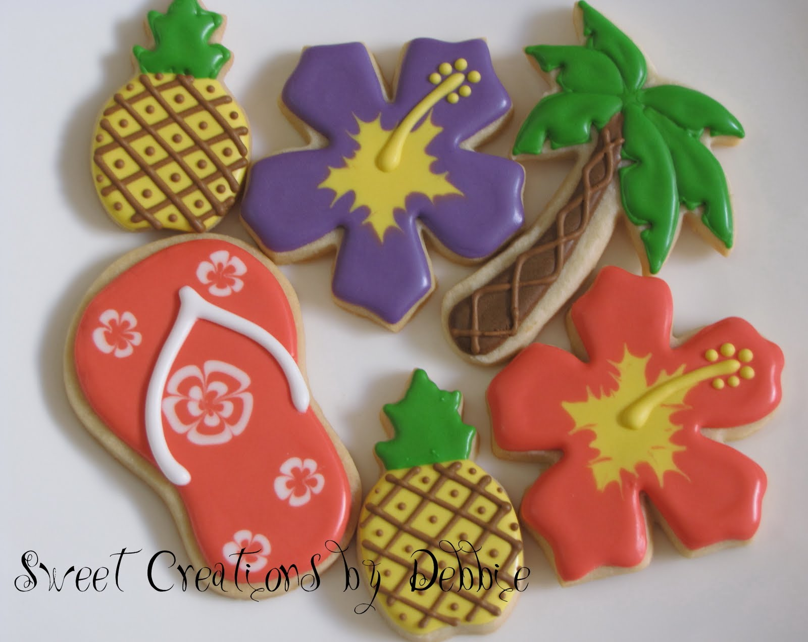 Sea Glass Candy Cookies - 1 Fine Cookie