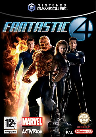 Fantastic Four Games Free