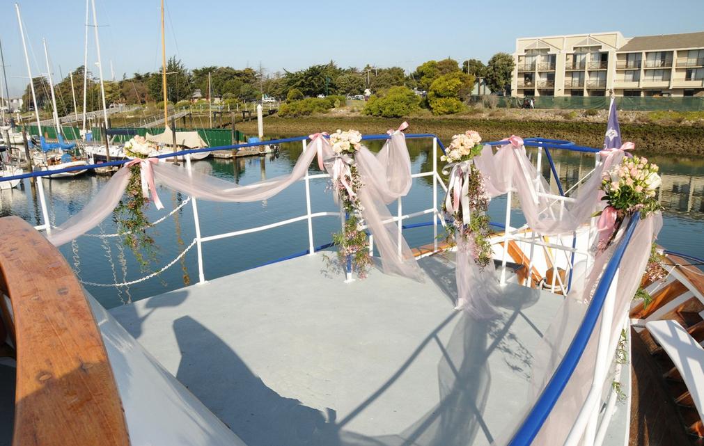 Hornblower Cruises & Events Wedding Venue