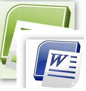 Microsoft Word dan Microsoft Excel