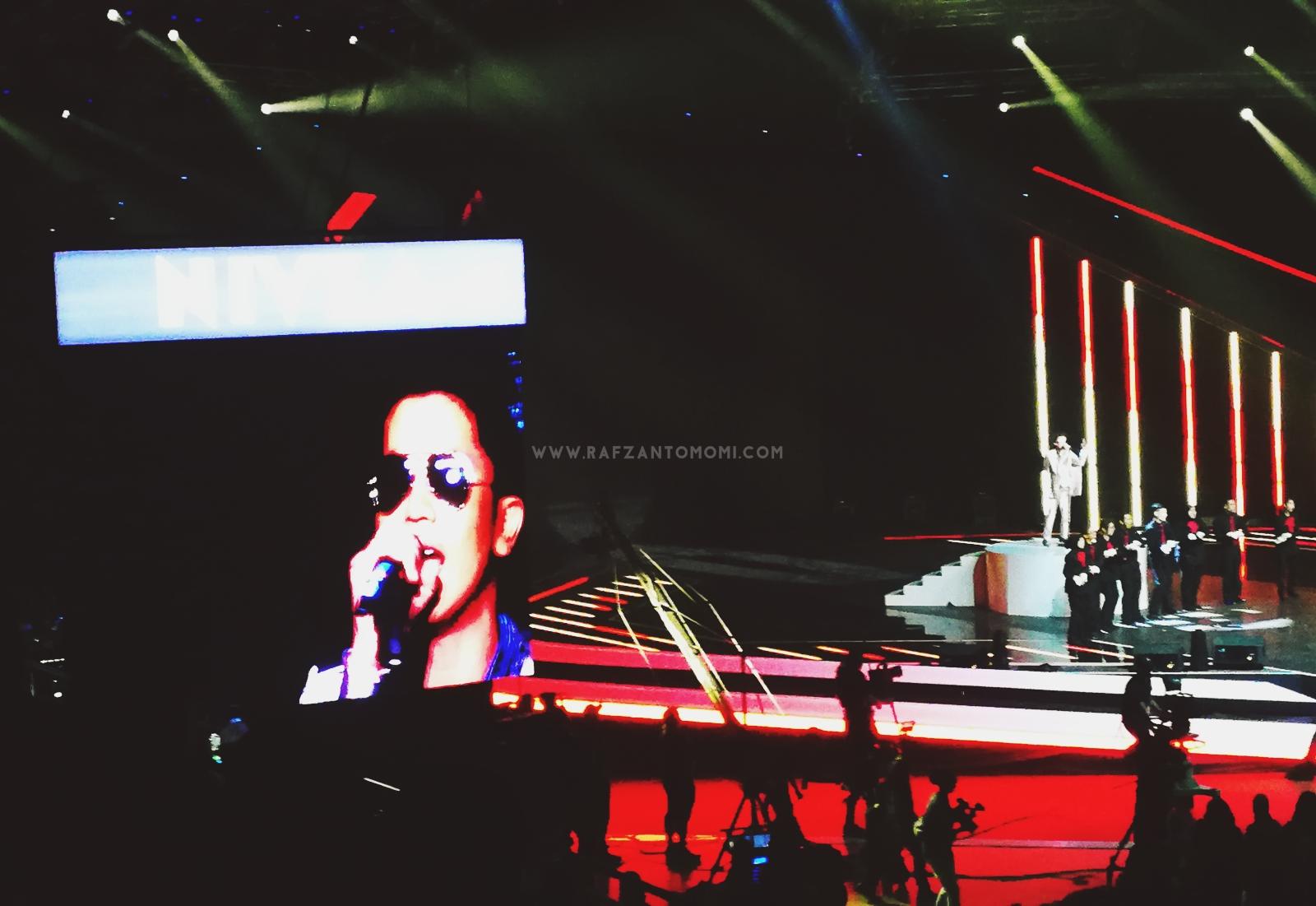 Pengalaman Ke Anugerah Juara Lagu 32 Di Axiata Arena, Bukit Jalil