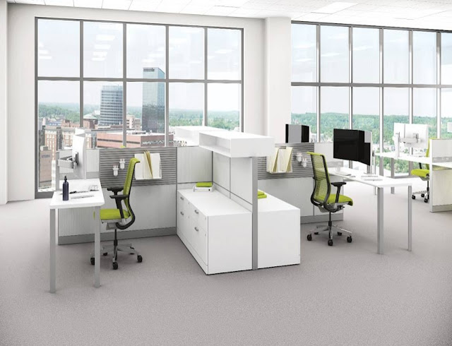 where to buy white office furniture sets modern for sale online