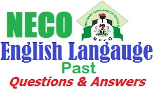 NECO English Language Free Expo Runs | Questions & Answers (Obj & Theory Essay)