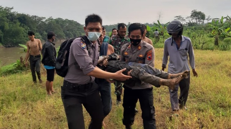 Polisi Masih Selidiki Motif Perempuan Terjun ke Sungai di Kemangkon