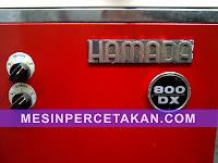 Hamada 800 DX Logo