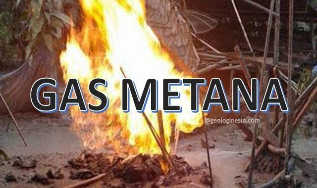 pengertian gas metana