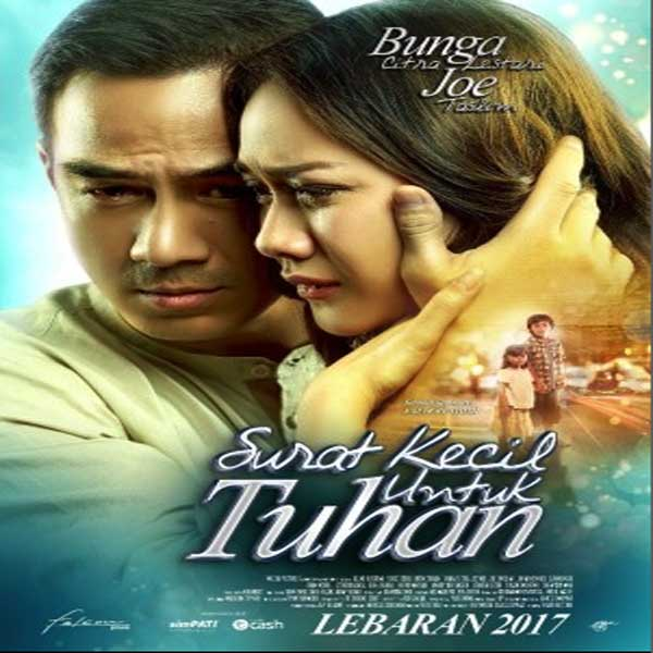 Surat Kecil Untuk Tuhan, Surat Kecil Untuk Tuhan Synopsis, Surat Kecil Untuk Tuhan Trailer, Surat Kecil Untuk Tuhan Review, Surat Kecil Untuk Tuhan Poster