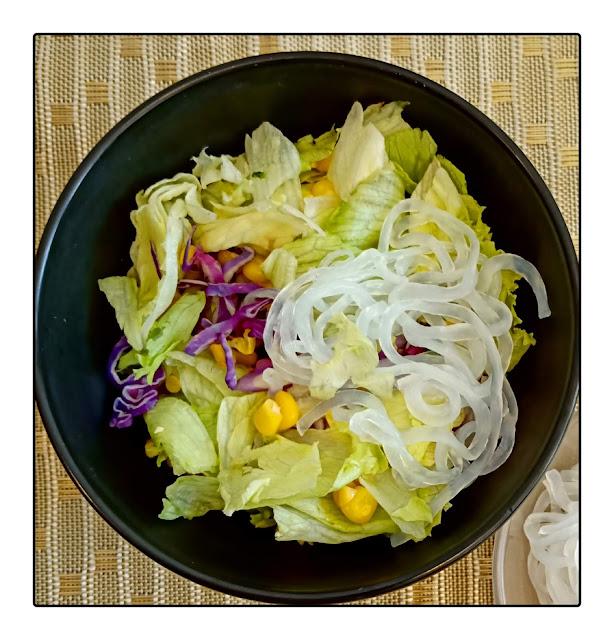 Tokyo Bowl Salad
