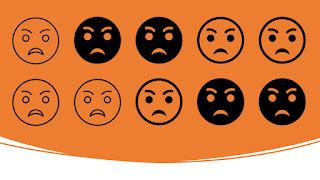 Angry Rants Blog Image of Angry Emojis
