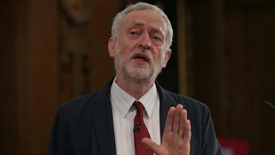 El líder del Partido Laborista británico (PL), Jeremy Corbyn.