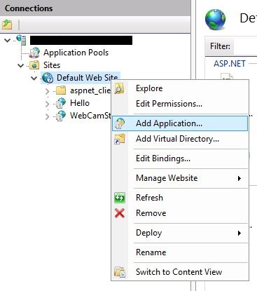 How to host PHP web application on IIS web server | My