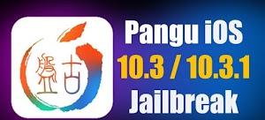 جيلبريك 10.3.1 iOS النهائي قد يصدر الأسبوع المقبل من Pangu