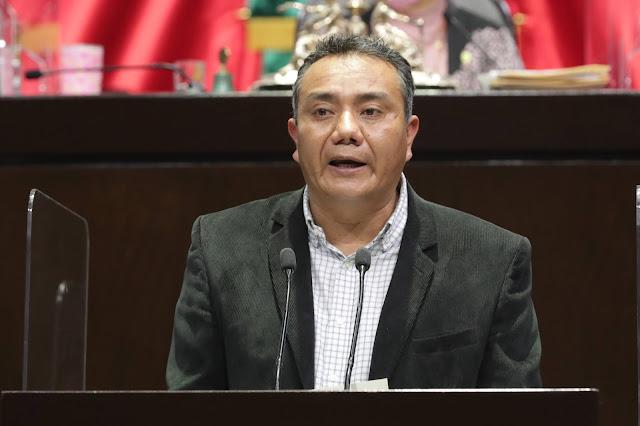 Propone David Bautista reformas para implementar un programa de recuperación de alimentos para evitar el desperdicio