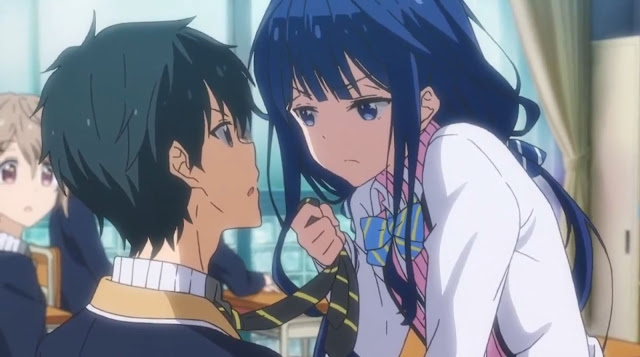 Download OST Opening Ending Insert Song Anime Masamune-kun no Revenge Full Version