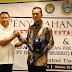 Wagub Sumut Serahkan Tali Asih Kepada Atlet Taekwondo Indonesia Yang Berprestasi