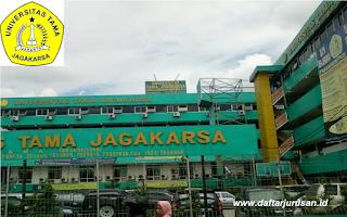 Daftar Fakultas dan Program Studi Universitas Tama Jagakarsa Jakarta
