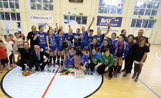 BALONMANO - Triplete para el Bera Bera y cuarta Liga Loterías consecutiva