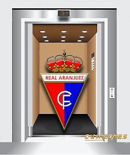 Ascenso Real Aranjuez 3ª División