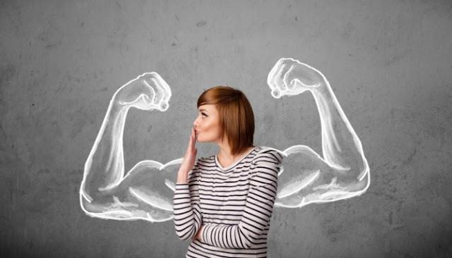 Enam Ciri Berikut Mengindikasikan Bahwa Seorang Wanita Miliki Mental Yang Kuat