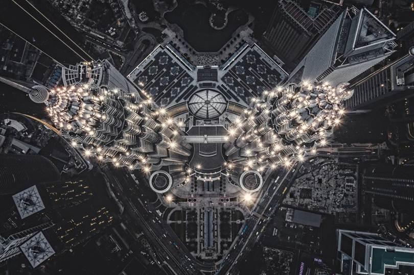 City Category Winner: Alien Structure on Earth