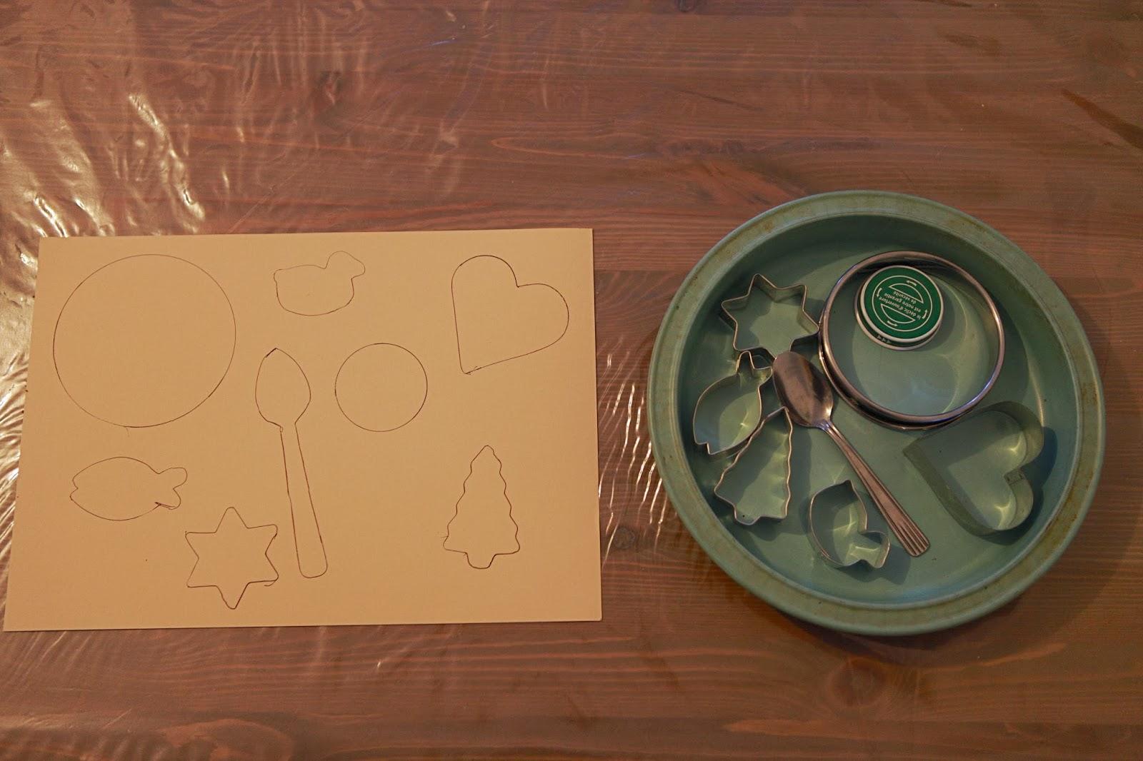 Puzzle inspiration Montessori