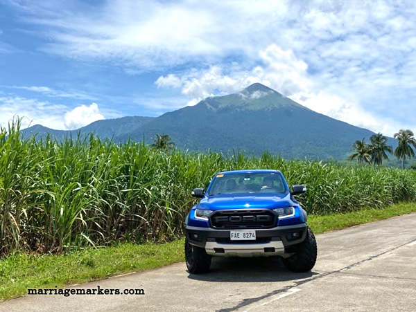 Ford, Ford Negros, Ford Philippines, Ford Ranger Raptor, Ford Ranger Raptor Review, family trip, road trip, Ford Raptor, performance blue color, travel, family travel, Bacolod City, Negros Occidental, Ford dealership, pickup truck, Ford Raptor features, Ford Ranger Raptor 2020, Fox Racing, Position Sensitive Damping shock absorbers, car seat, pc gaming chair, pc games, mpv, city driving, safe driving, province, countryside, rambutan, fresh fruits, mountainscape, SYNC 3, vehicle interface, voice command, bi-turbo engine, park assist, Autonomous Emergency Braking, La Castellana, Mt. Kanla-on