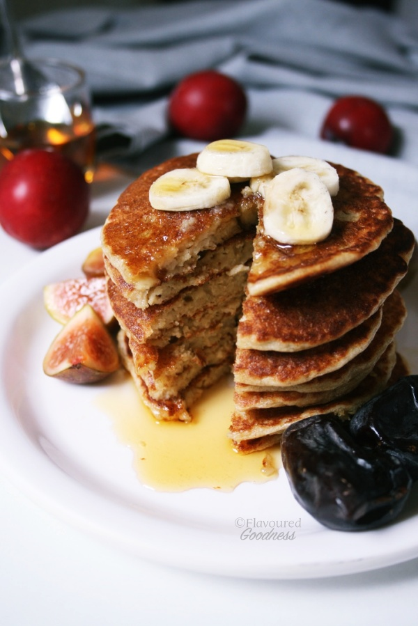 how to make Oats Banana Pancake
