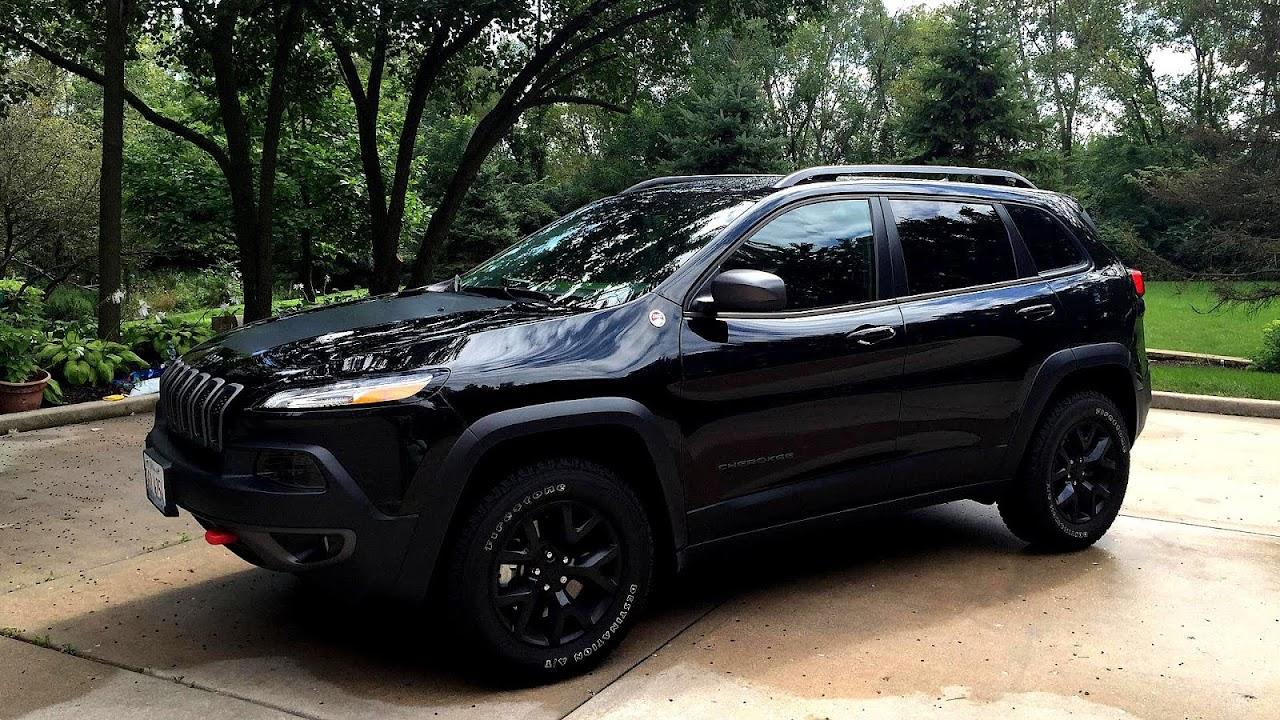 Black Grand Cherokee >> All Black Jeep Cherokee Jeep Choices