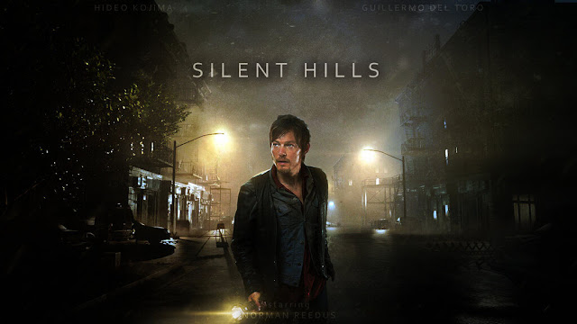 SILENT HILLS GAME