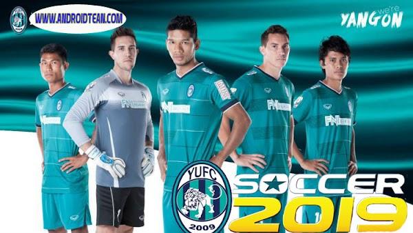 Dream League 2019 MOD (Yangon United FC)