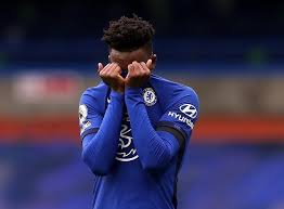 Hudson Odoi subtituded minutes after coming in for poor attitude