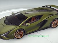 Asphalt 9 : Drive with Lamborghini Sian FKP 37