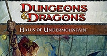 Tower of Zenopus: Halls of Undermountain 4E - A Review