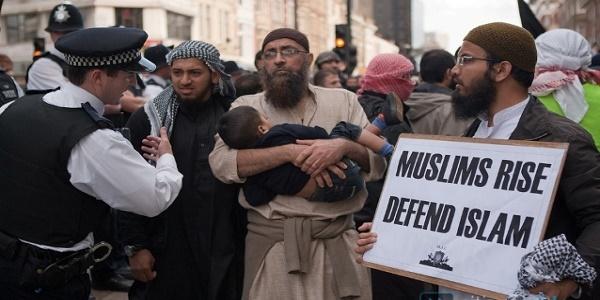 «Ο κίνδυνος μουσουλμανικής γκετοποίησης της Ευρώπης»