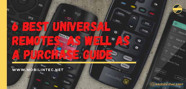 6 Best Universal Remotes, As Well As A Purchase Guide