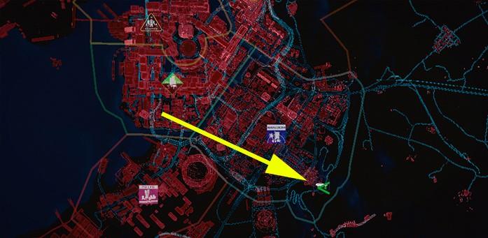 "Epic ""Gorilla Arms"" Location"