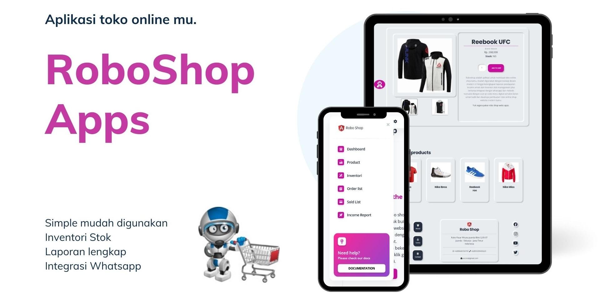 promo pembuatan website murah website dan aplikasi kasir toko restoran murah
