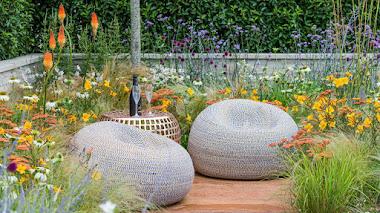 Inspiración para el jardín en RHS Flower Show Tatton Park 2019
