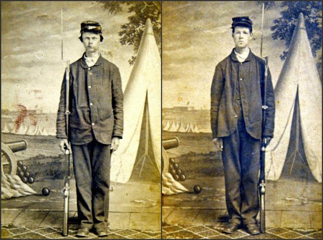 JOHN BANKS' CIVIL WAR BLOG: Faces of the Civil War: The ...